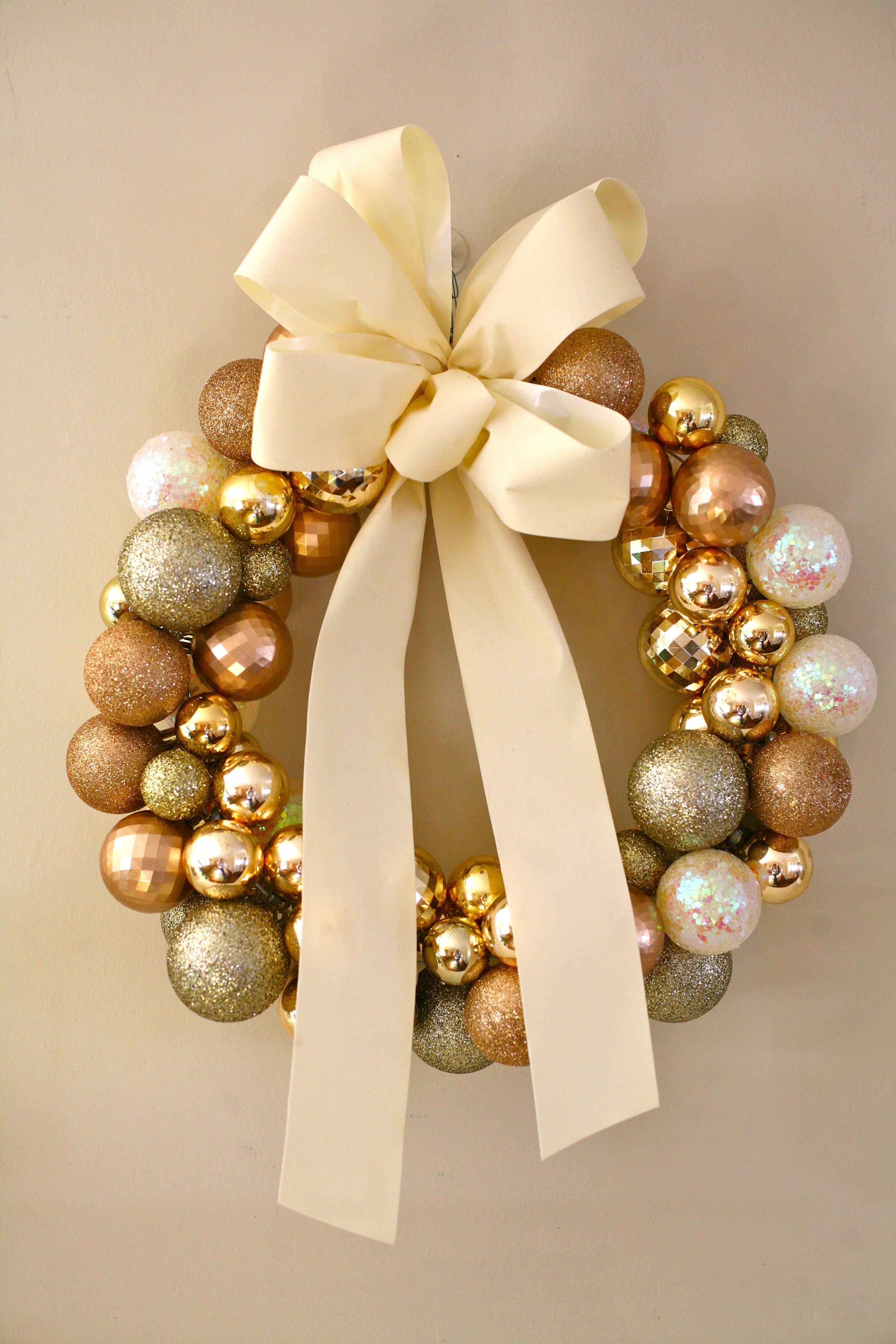 Домик новогодний на елку своими руками