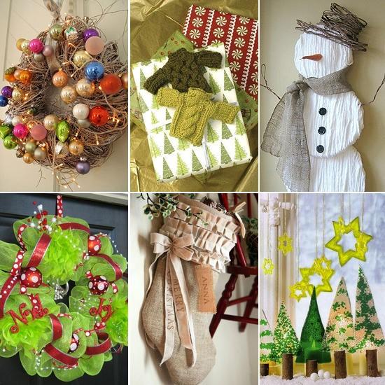 Идеи оформления подарков на новый год своими руками