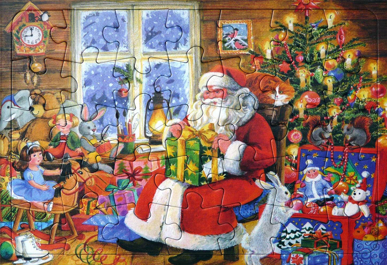 Рождественские подарки играть 80