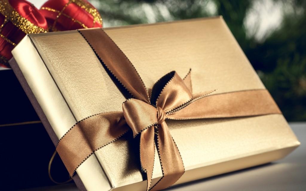 Подарки на новый год в школе
