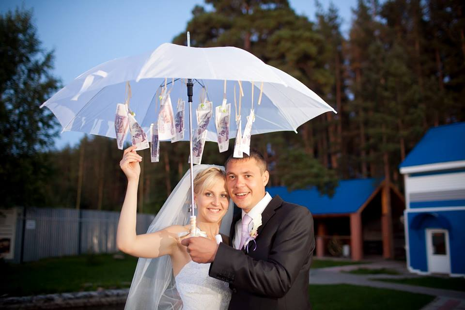 Подарки на свадьбу фото своими руками