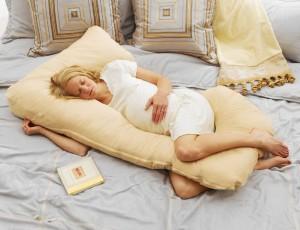 Лучшая подушка для беременных