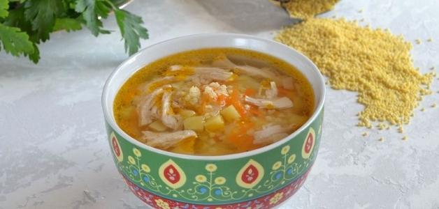 Полевой суп в детском саду