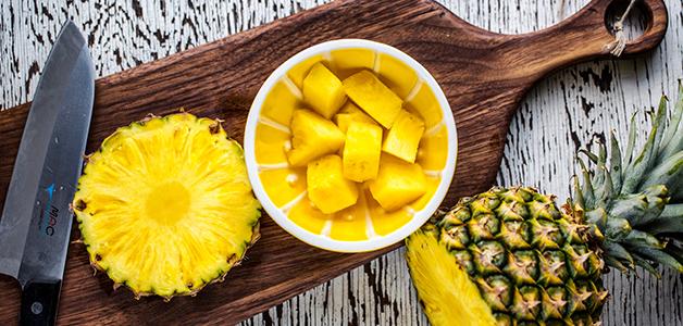 ананас от глистов способ применения