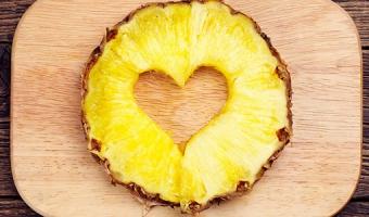 Ананас – польза, вред и способы чистки фрукта
