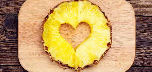 Ананас - польза, вред и способы чистки фрукта