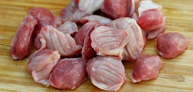Польза и вред куриных желудков для организма