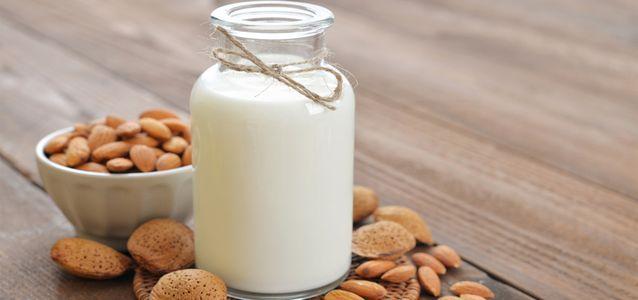 вред миндального молока