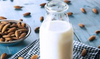 Миндальное молоко: польза, вред и калорийность