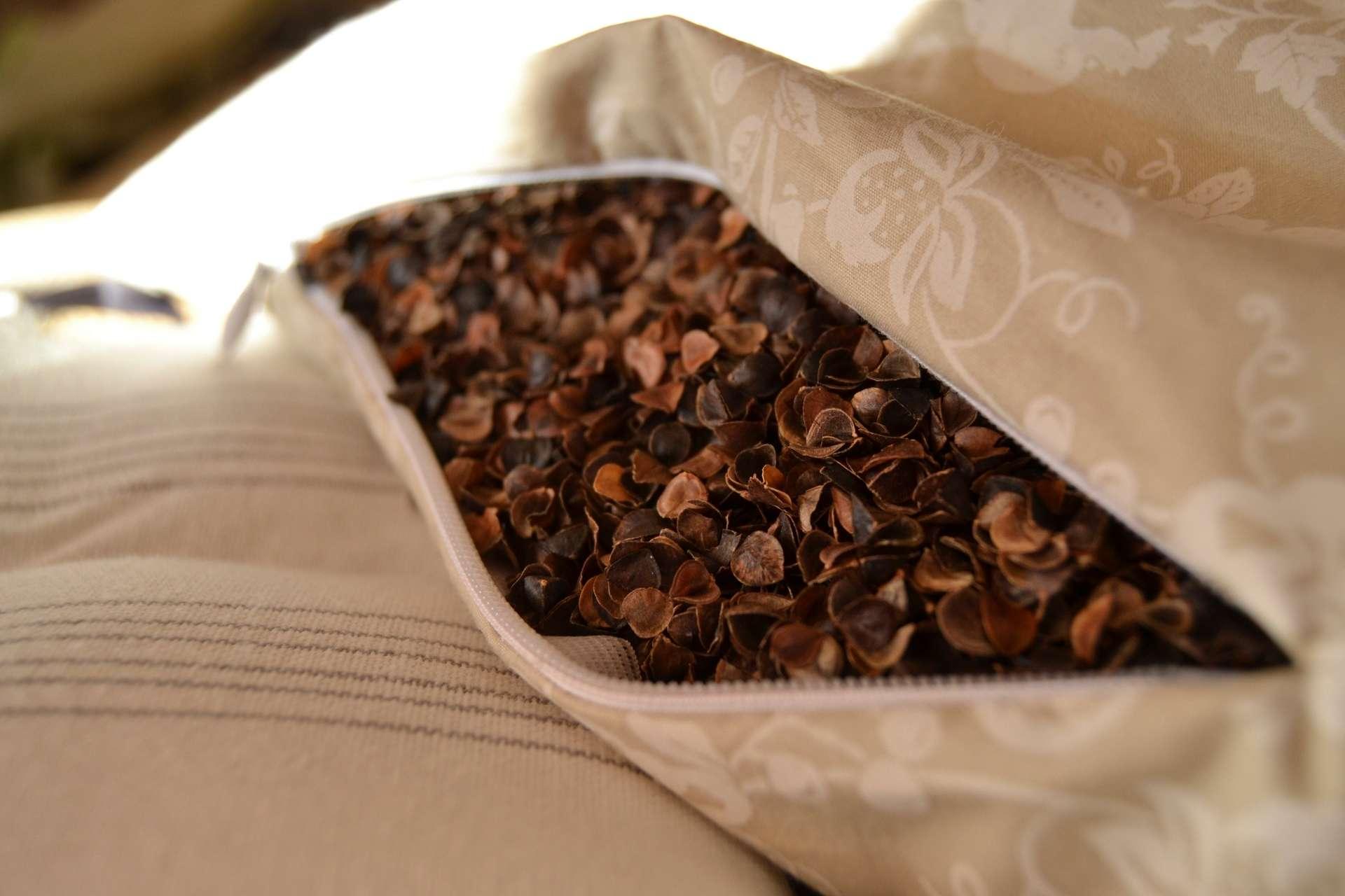 Гречневая лузга подушка польза