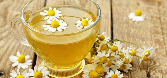ромашковый чай для женщин
