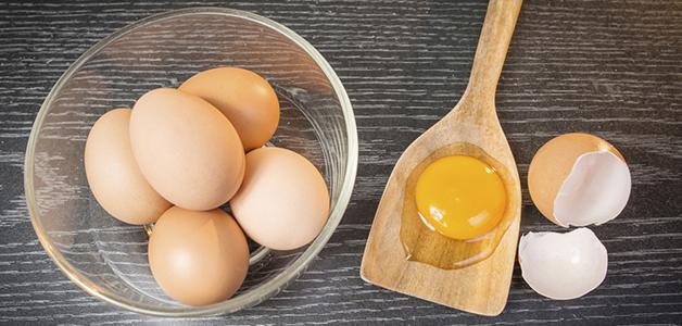 Польза сырых яиц