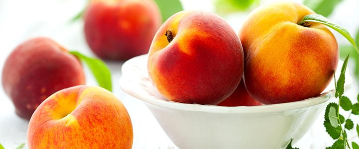 Польза персиков
