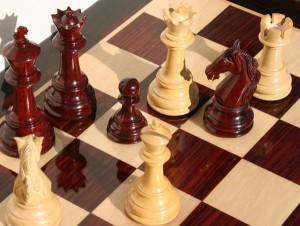 Польза игры в шахматы