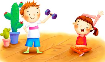 Польза зарядки – упражнения для утренней зарядки