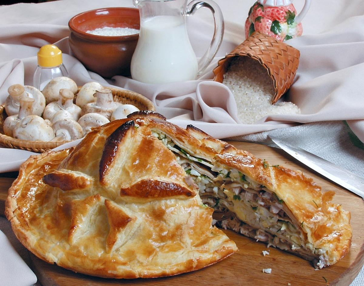 пирог курник рецепт приготовления классический
