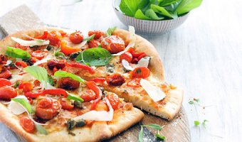 Постная пицца – простые и вкусные рецепты