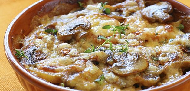 Постная запеканка - рецепты блюда в духовке