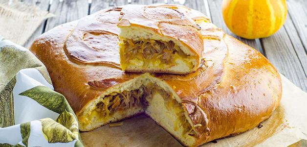 Рецепт пирог с капустой рецепт с пошагово в духовке из дрожжевого теста