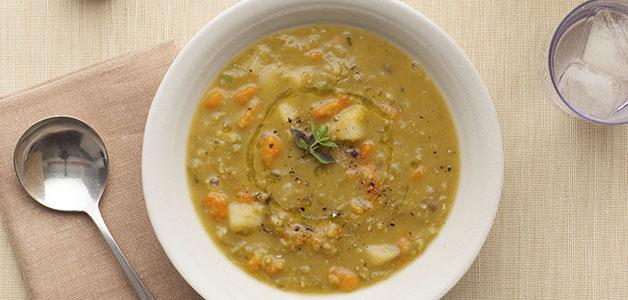 Постный гороховый суп – простые рецепты