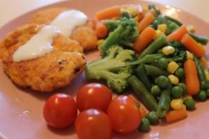 Ужин для похудения