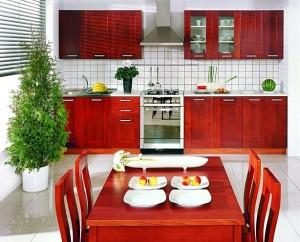 Как сделать кухню по фэн-шуй