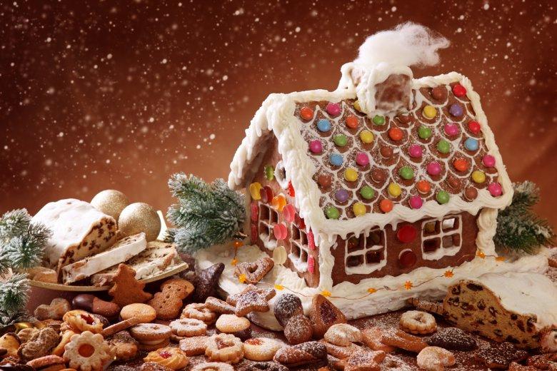 Рецепты выпечки для Рождества