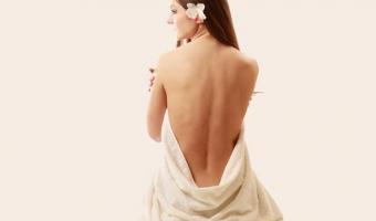 Прыщи на спине – причины и методы борьбы