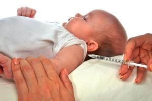 Вторая прививка от гепатита новорожденным