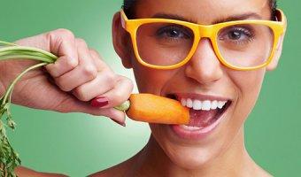 10 продуктов для улучшения зрения