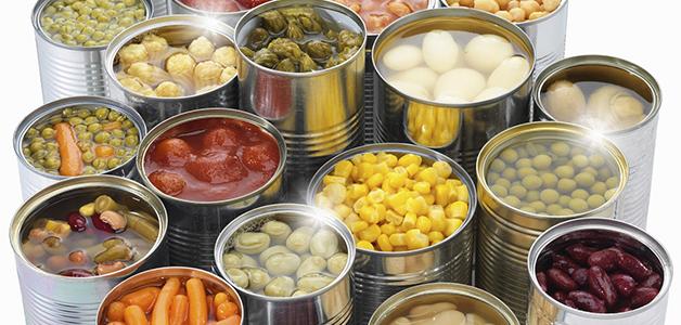 Набор продуктов к Новому году