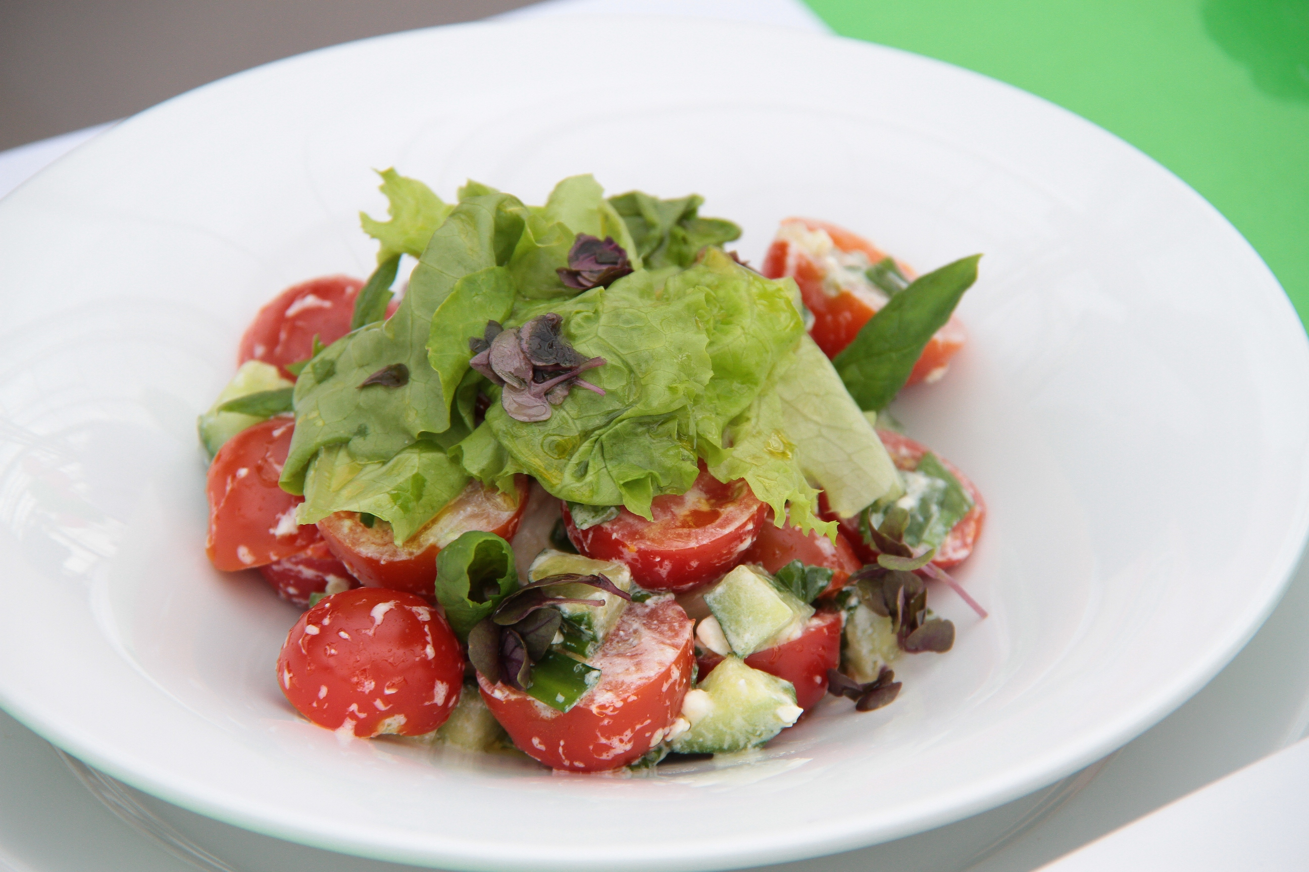 какие можно приготовить простые салаты