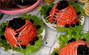 новые рецепты салатов на новый год самые вкусные