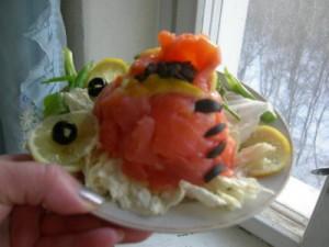 Приготовить салат на Новый год