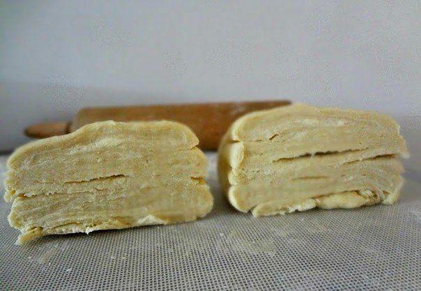 Слоеное тесто рецепт с фото пошагово