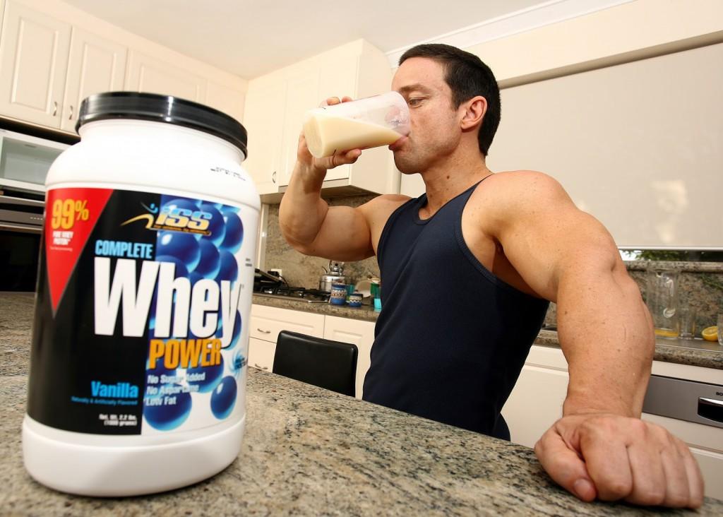 Влияние протеиновых коктейлей на потенцию
