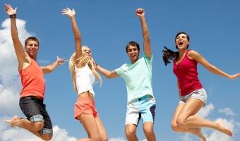 Прыжки на батуте – польза, вред, противопоказания