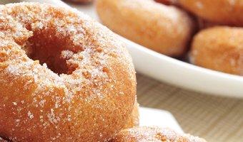 Пышки на кефире – 4 быстрых рецепта