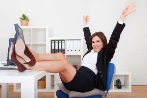 Поднятие настроения на работе