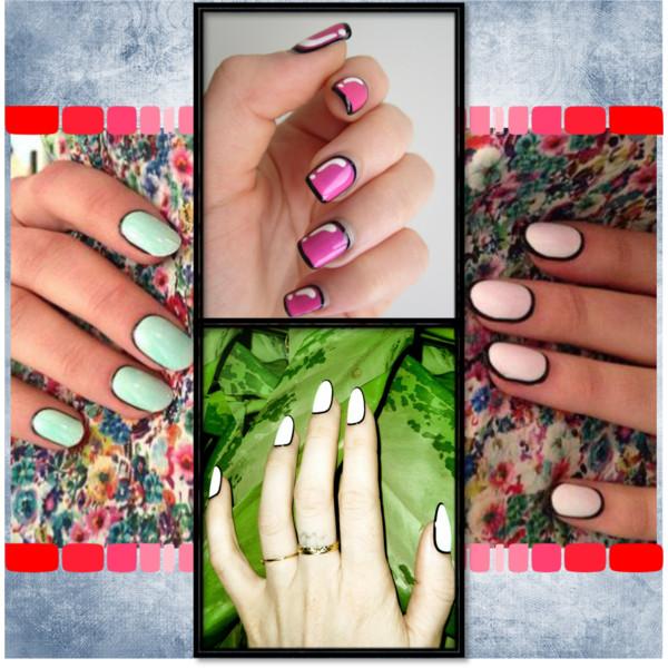 Модный цвет лака для ногтей осень 2015