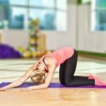 растяжка мышц спины 2
