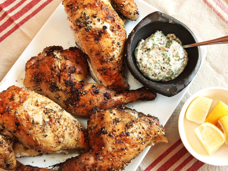 Соевый маринад для курицы