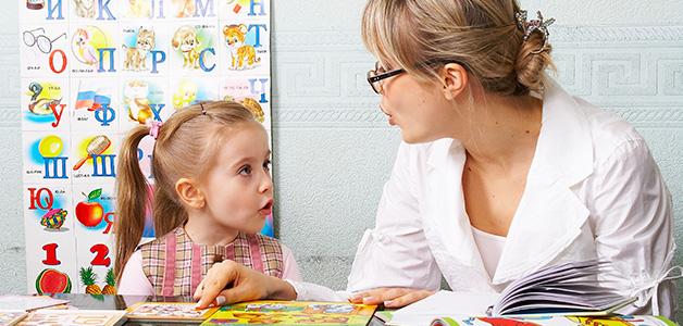 Развитие речи ребенка дошкольника