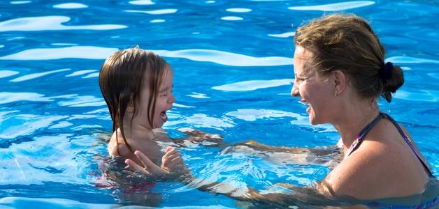 Почему ребенок боится воды