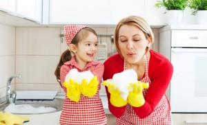 дети и порядок в доме
