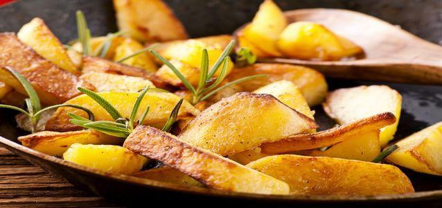 Картошка с салом – аппетитные рецепты