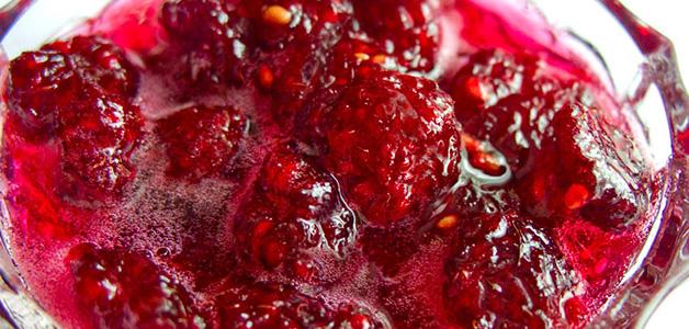 Рецепт малинового варенья - готовим вкусное варенье из малины