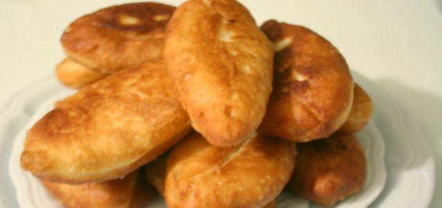 рецепт пирожков с квашеной капустой