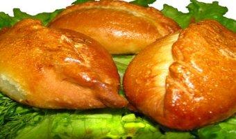 Пирожки с капустой – рецепты сочной выпечки