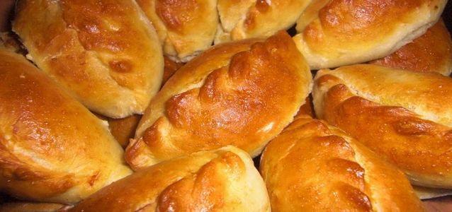 рецепт пирожков с картошкой на дрожжах